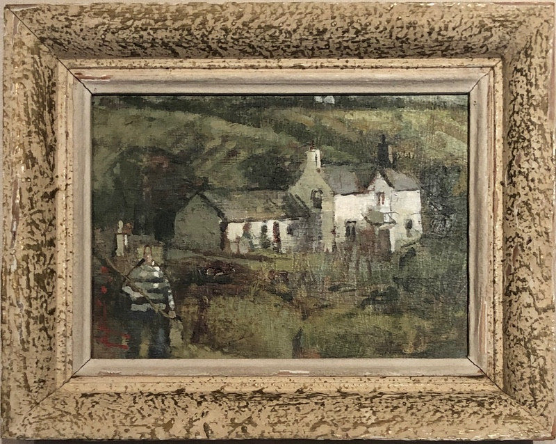 'Above Porthgain' by Andrew Douglas-Forbes