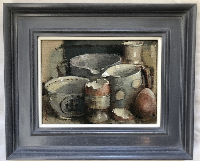 'Ship Tea Bowl' by Andrew Douglas-Forbes