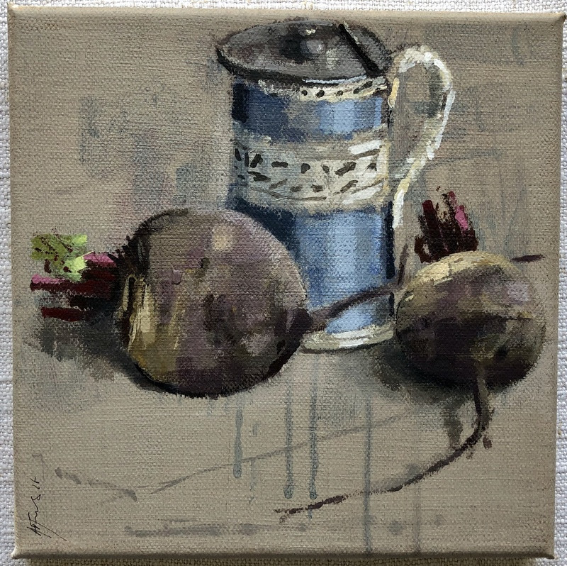 'Hot Water Jug' by Andrew Douglas-Forbes