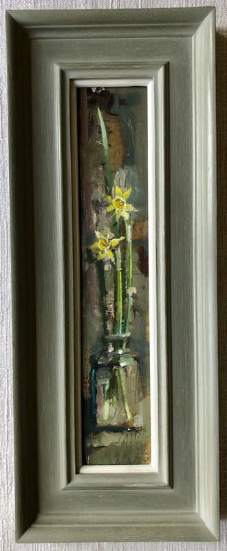 'Little Glass Jar' by Andrew Douglas-Forbes