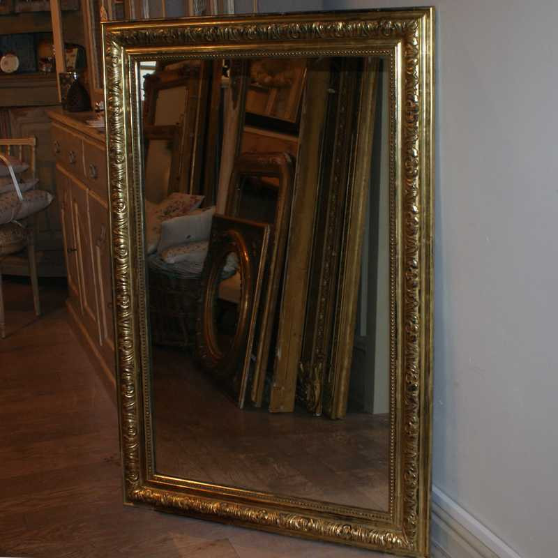Early 19thC French Mirror Frame
