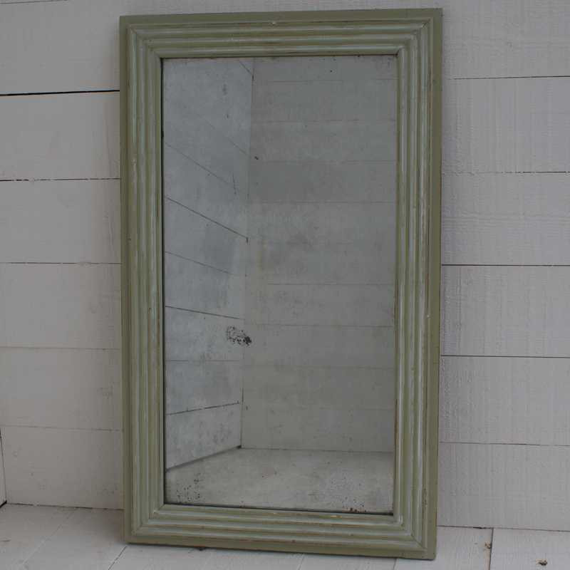 Antique Directoire Style French Mirror