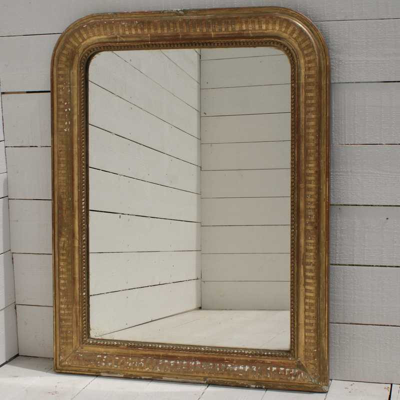 Antique French Louis Phillpe Mirror