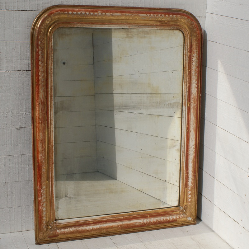 Antique French Mirror - Louis Philippe