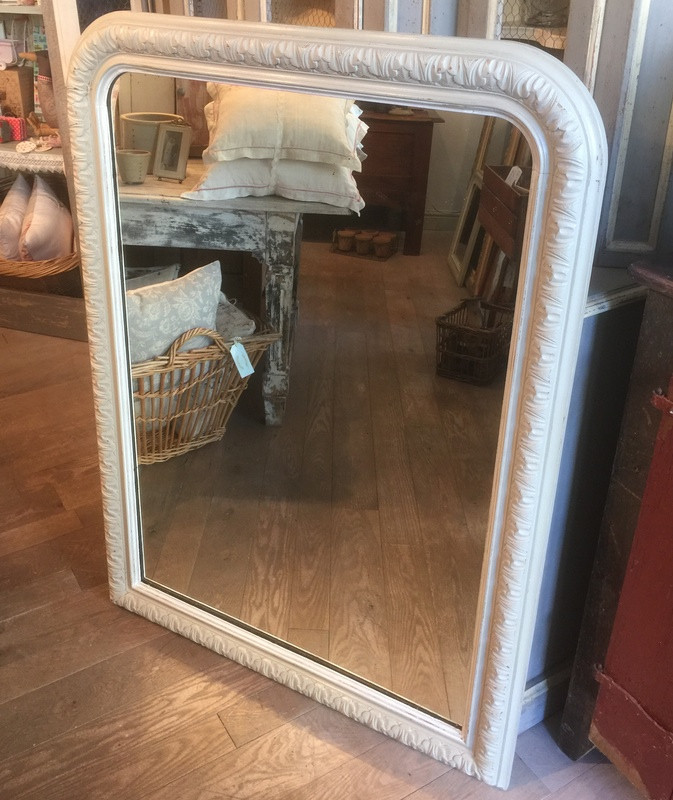Antique French Mirror - Louise Philipe