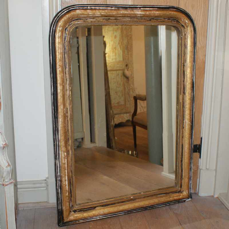 Antique French Louis-Phillipe Mirror