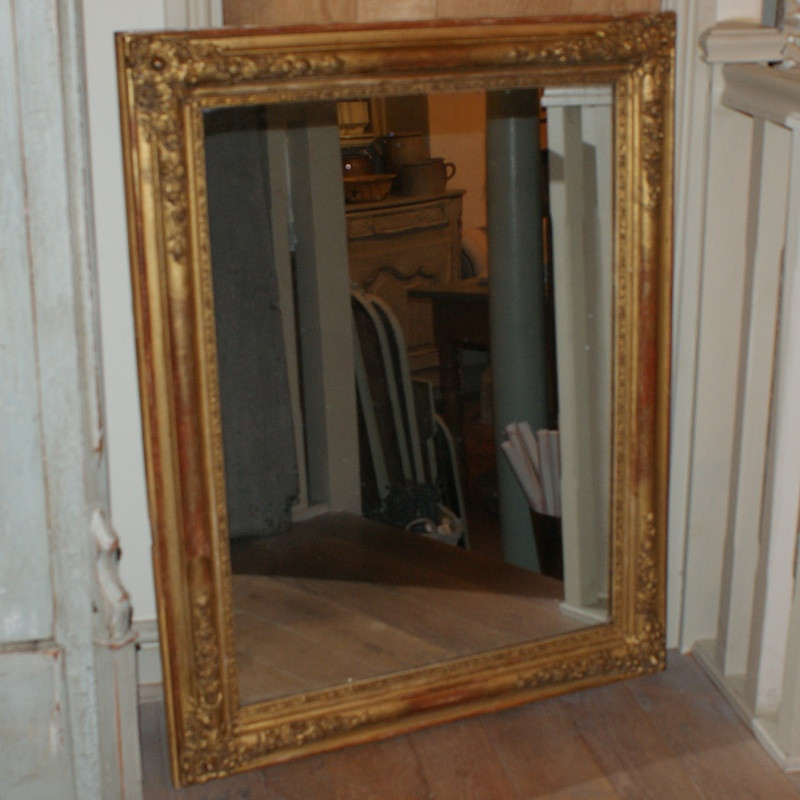 Early 19thC French mirror