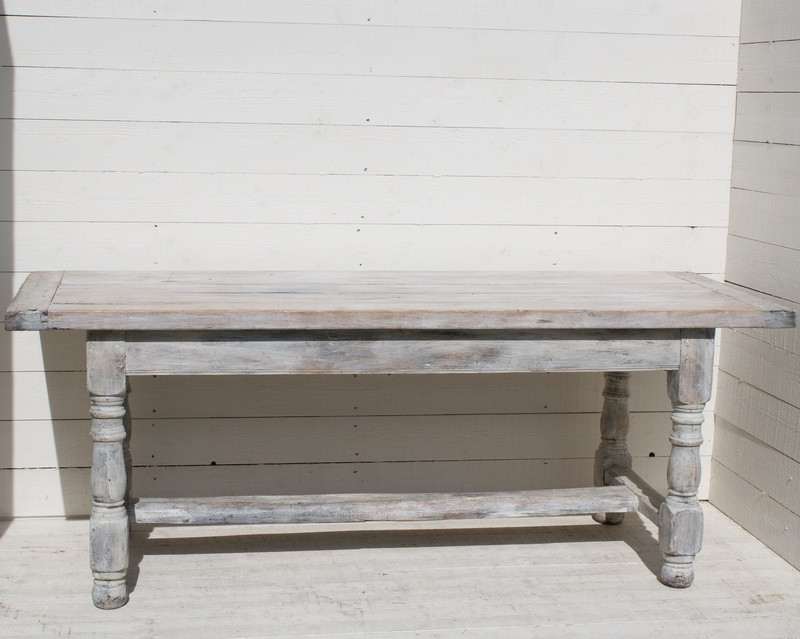 Antique French Refectory Table