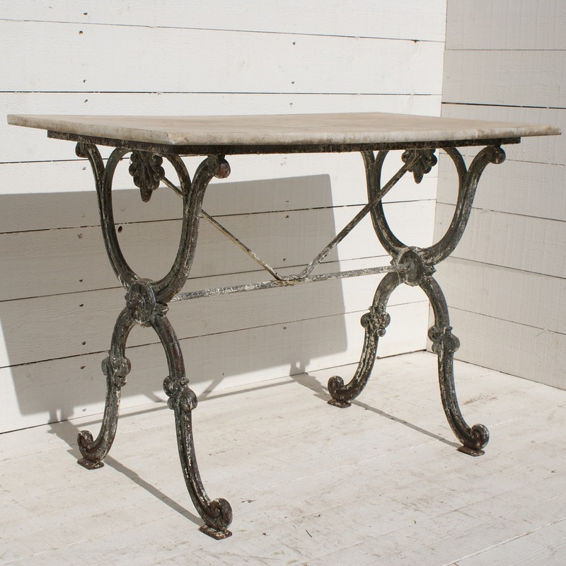 19thC French Charcuterie Table