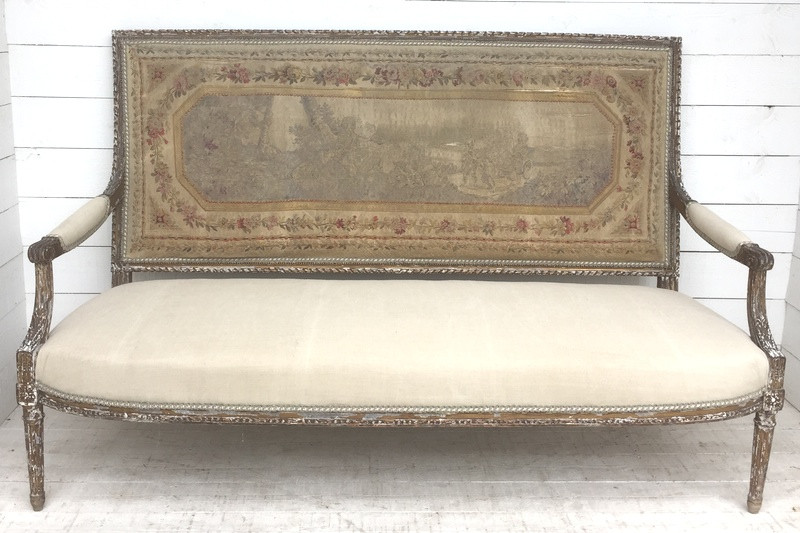 Antique French Canape / Sofa