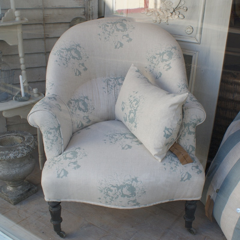 19th Century French Armchair - SIMILAR AVAILABLE