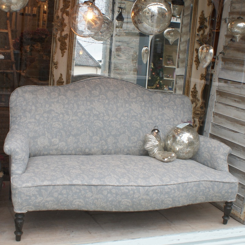 Antique French Sofa - Napolean III