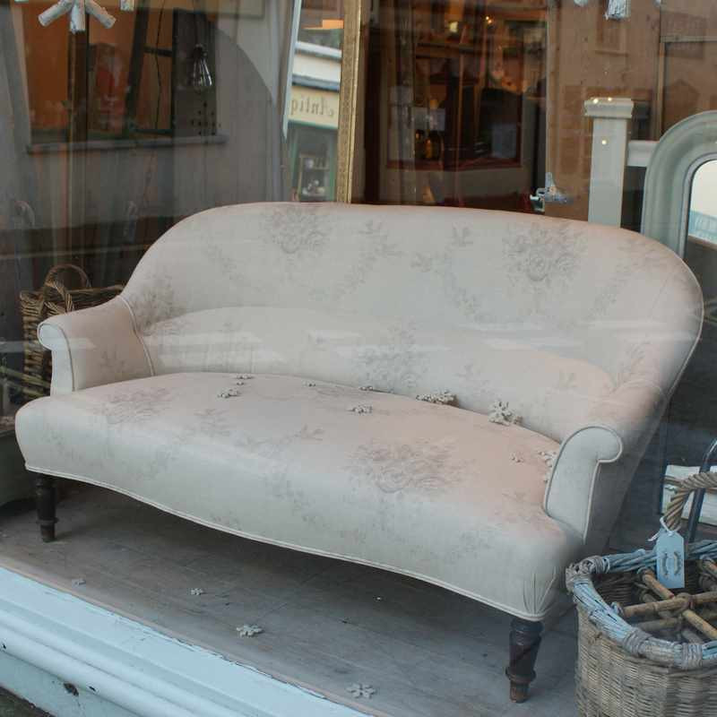 Antique French Sofa - SIMILAR AVAILABLE