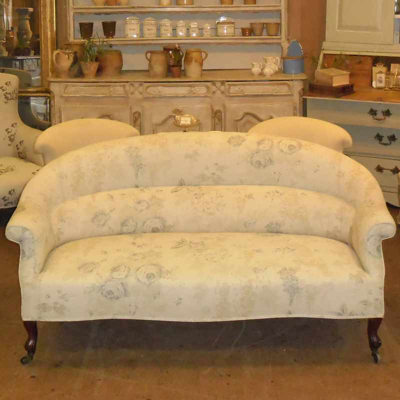 Antique French Napolean III Sofa