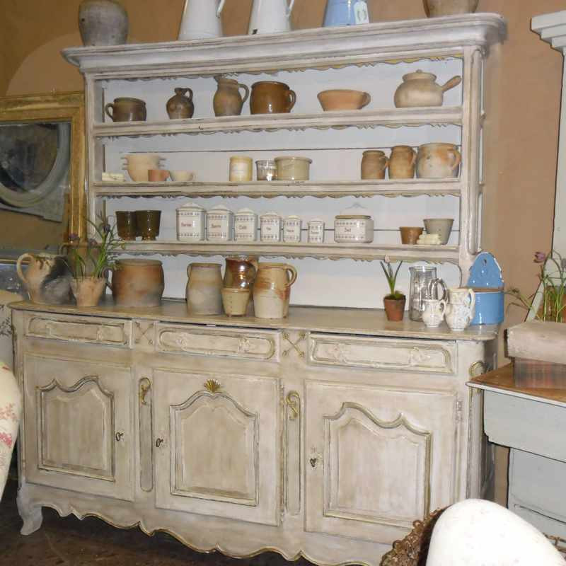 Antique French Dresser