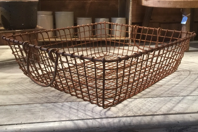 French Oyster Baskets