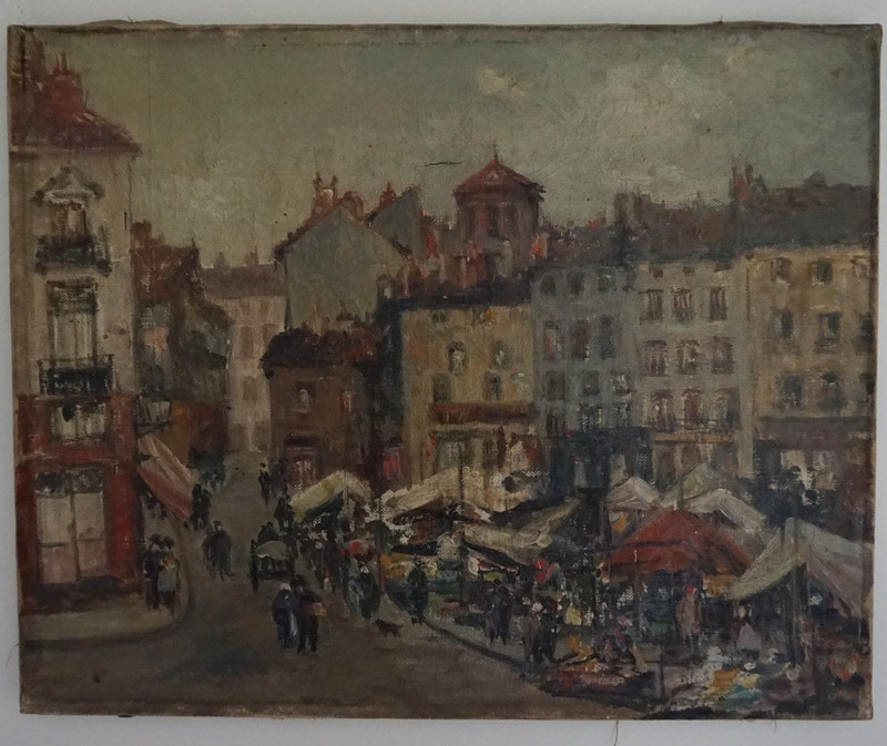 19thC French Painting