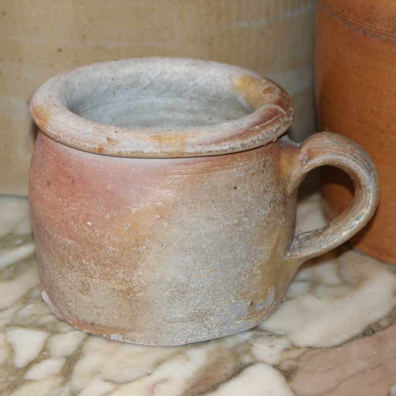 Antique French Preserving Pot