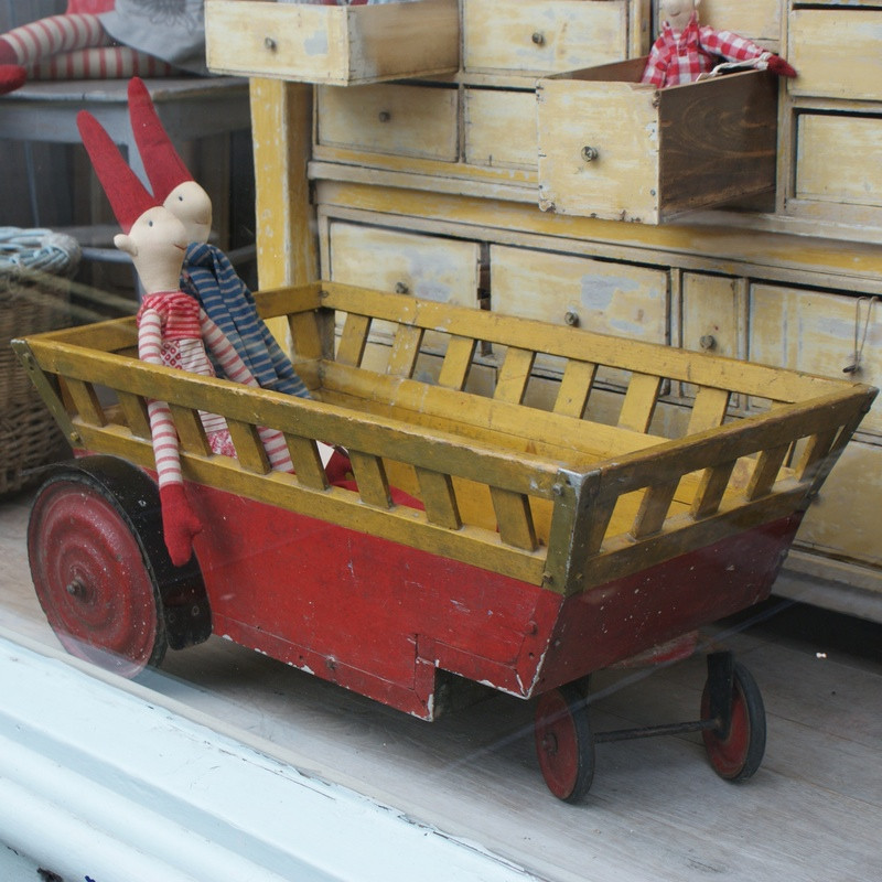 Vintage French Cart/Trolley