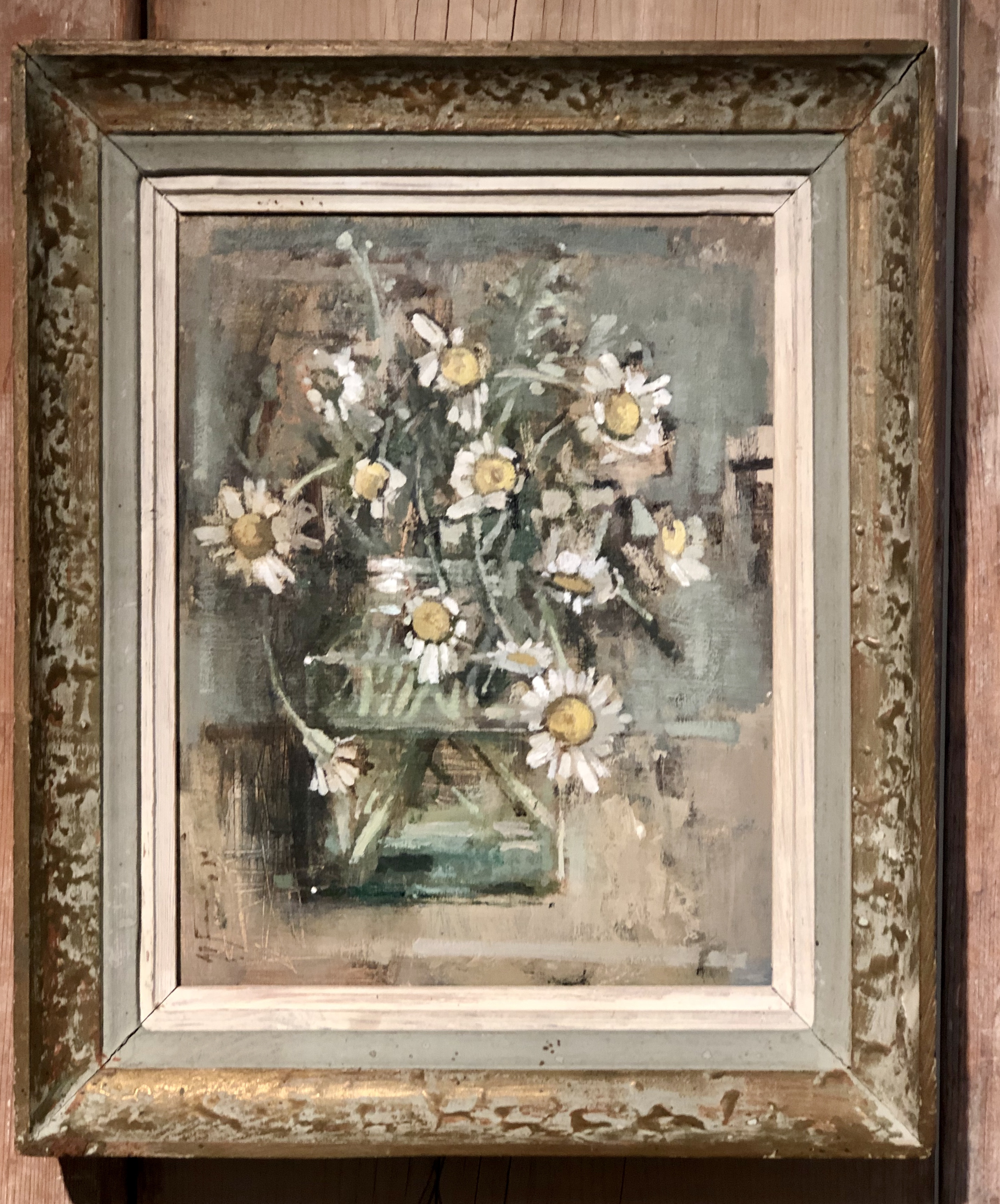 'A Clump of Daisies' by Andrew Douglas-Forbes