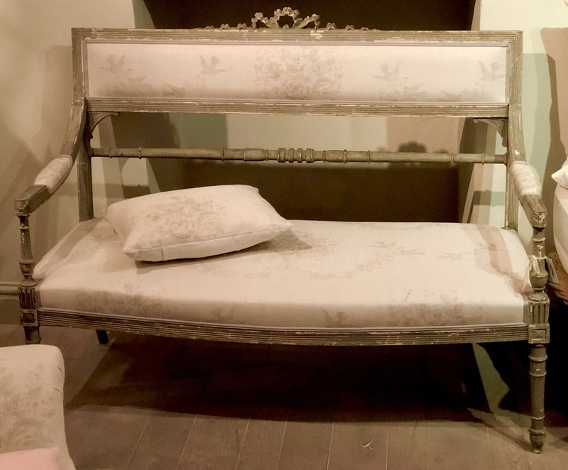 Antique French 'Canapé' Sofa