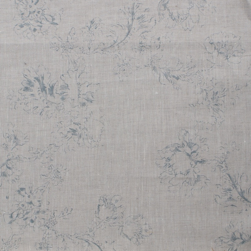 Cabbages & Roses Cushions - Maggernie Blue