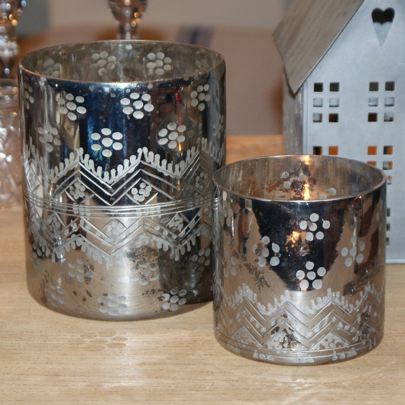 Walther & Co Hurricane Lamps