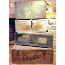 Antique French Trunk's