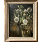 'When Dandelion Clocks become Fluffy' by Andrew Douglas-Forbes