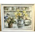 'Spring In The Kitchen' by Andrew Douglas-Forbes