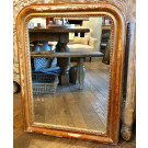 Antique Louis Philipe French Mirror