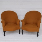 Pair Of Antique French 'Crapaud'