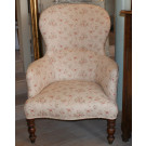 Antique French Armchair