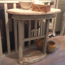 Gustavian Style Console Table