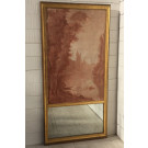 Antique French Tremeau Mirror