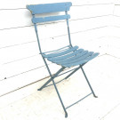 Antique French Bistro Chair