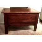 Antique French Coffer/Console Table