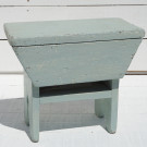 Antique Painted Stool