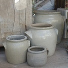 Antique French Preserving Pots
