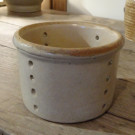 Antique French Cheese Mould