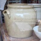 Antique French Preserve Pot