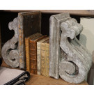 Pair of 19thC Corbels