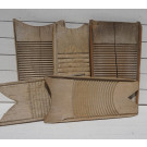 Antique French Washboards