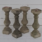 Antique Composition Balustrades
