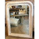 Antique French Louis Philippe Mirror