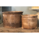 Antique French Preserve Pots