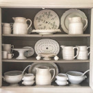 Collection of White Ceramics