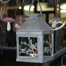 Walther & Co Medium Bird on Branch Lantern