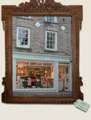Llewelyn anad Company Shop Front